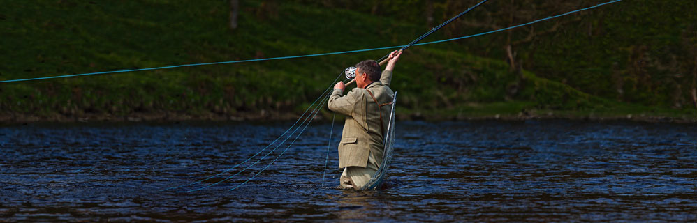 Corporate Salmon Fishing - the experience of a lifetime