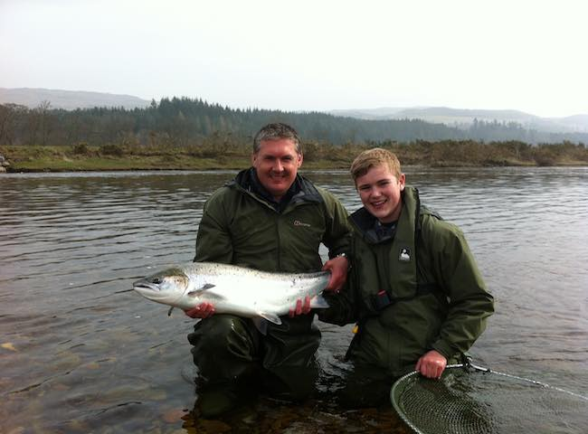 A Professional Time Served Salmon Guide