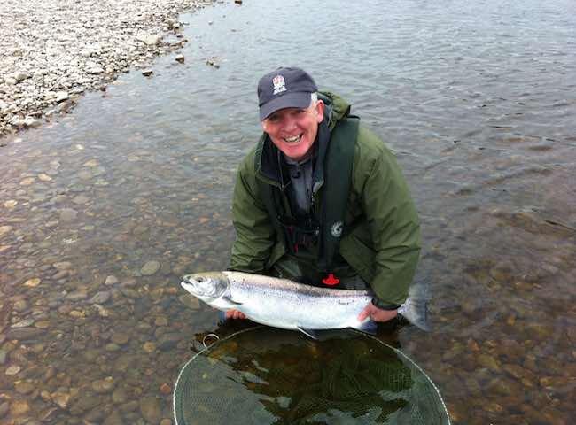 A Perfect River Tay Fresh Run Autumn Salmon
