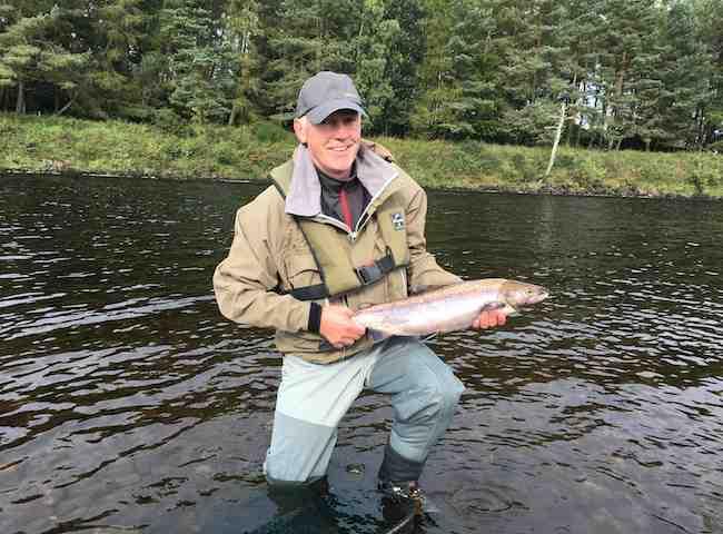International Salmon Fishers