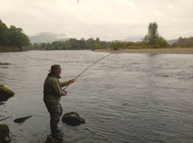 River Tay Fishing Trips