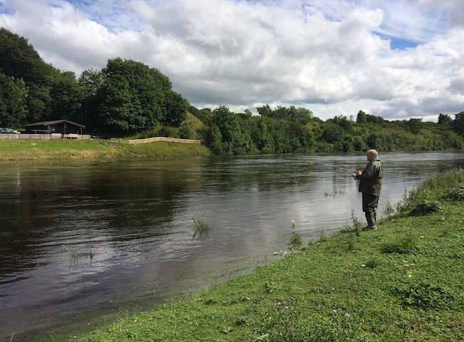 Book A Salmon Fishing Event