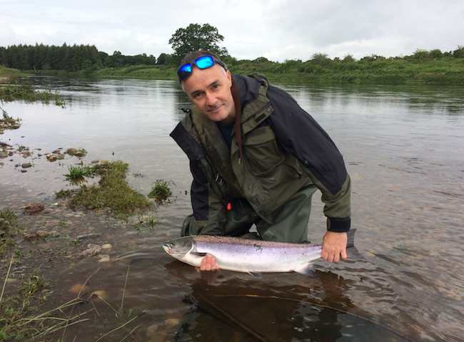 Your Memorable First Salmon