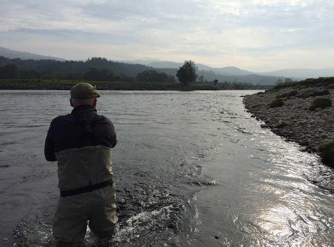 Salmon Fishing Courses In Scotland