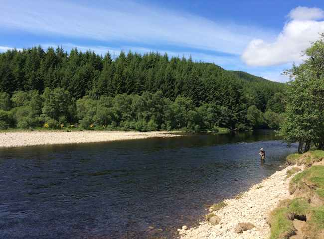 The Perfect Salmon Rivers Of Scotland