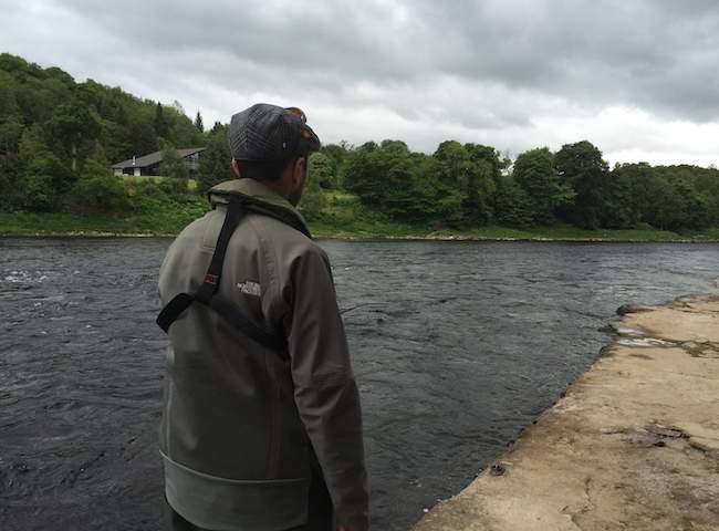 Salmon Fishing Tuition