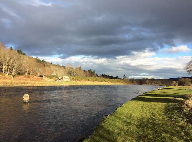 The Beautiful River Tay