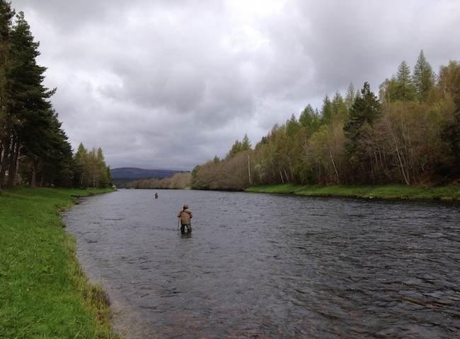 River Spey Salmon Fishing Hospitality