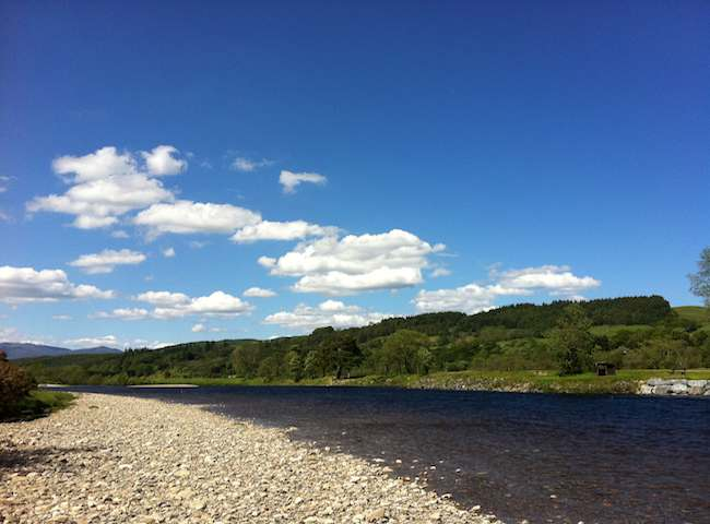 River Habitats Of Scotland