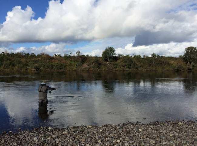 Go Salmon Fishing To Scotland