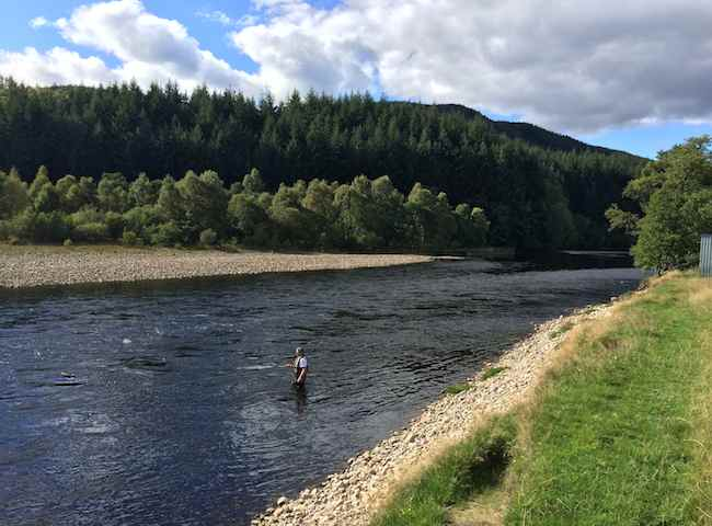 Salmon Fishing Hospitality Days