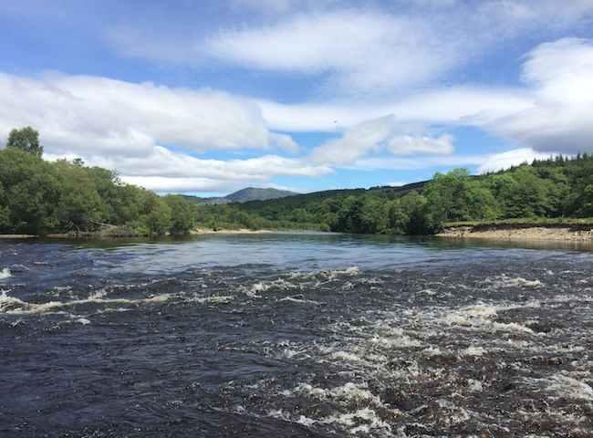 The Scottish Salmon Rivers