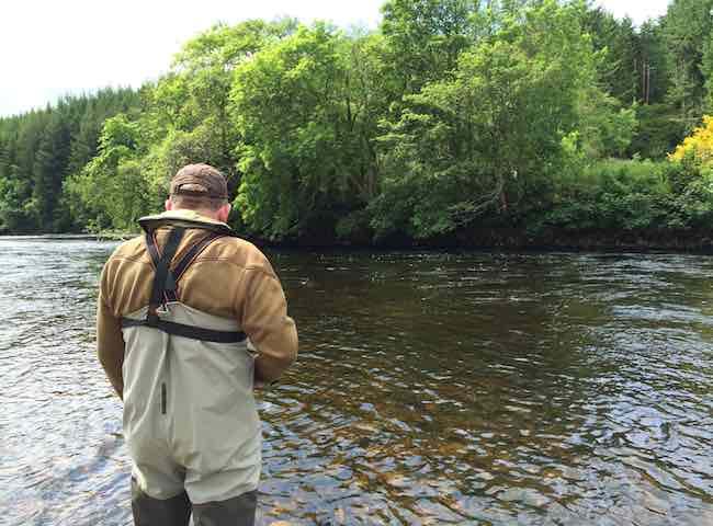 River Tummel Salmon Fishing Events