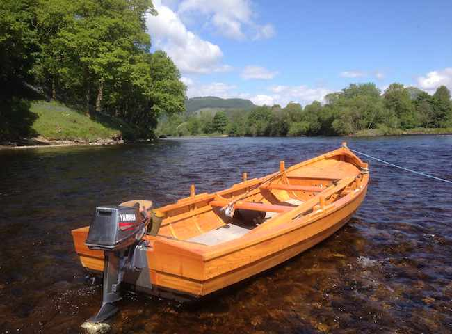 River Tay Fishing Events In Summer