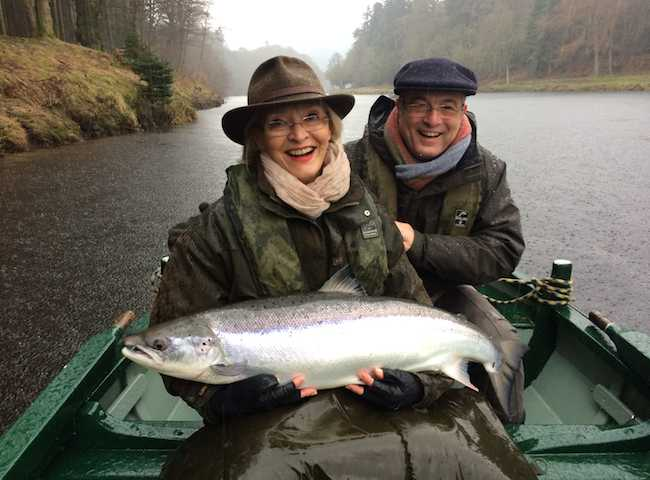 Salmon Fishing Corporate Hospitality