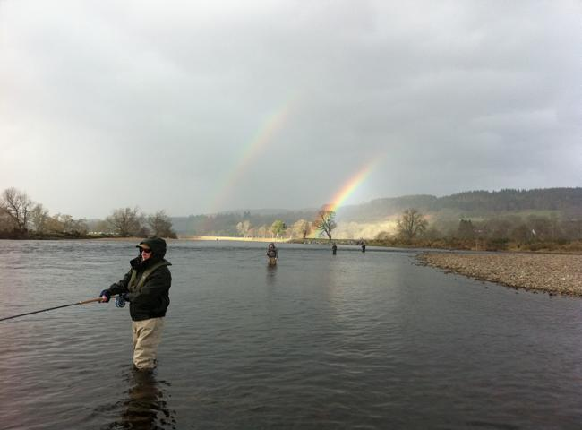 Salmon Fishing Events