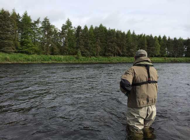 Corporate Salmon Fishing Events Scotland Salmon Fishing