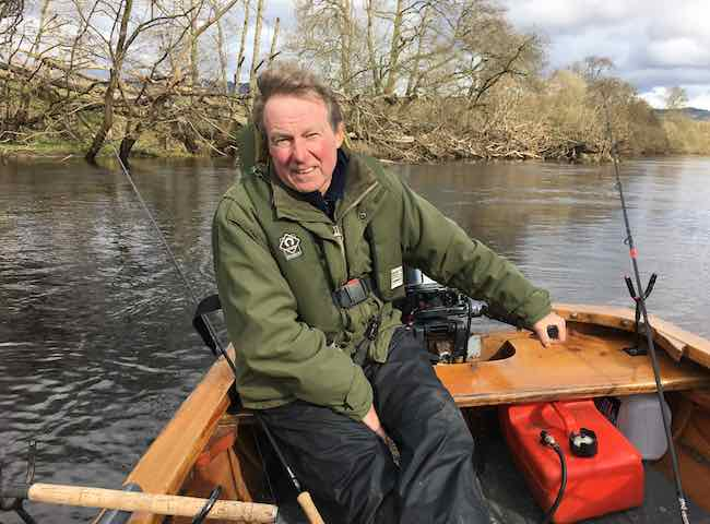 Professional River Tay Salmon Guides