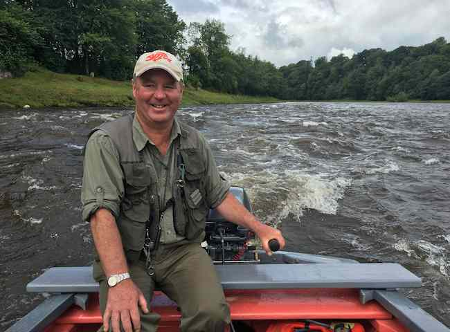 River Tay Salmon Fishing Professionals