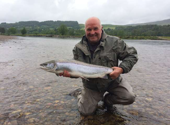 Fishing Events On The River Tay