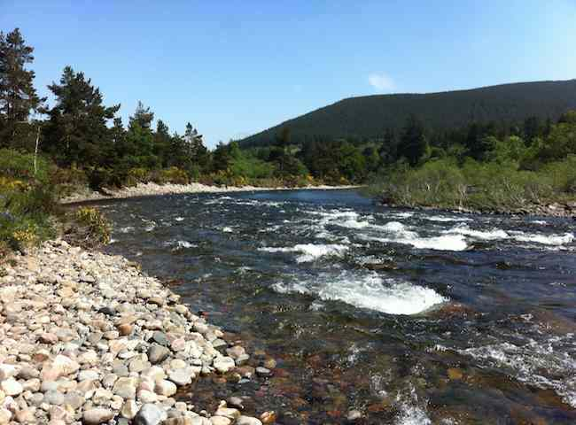 The Beautiful Scottish Rivers