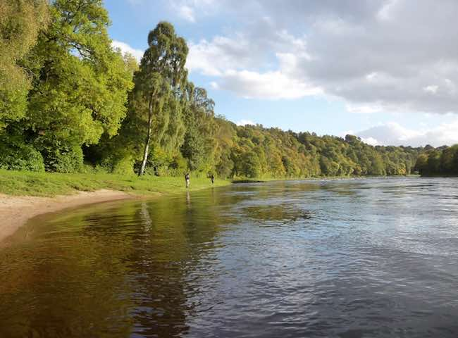Perfect Scottish Salmon Fishing Venues