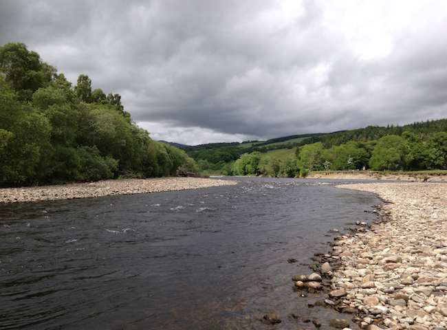 The Perfect Scottish Salmon Rivers