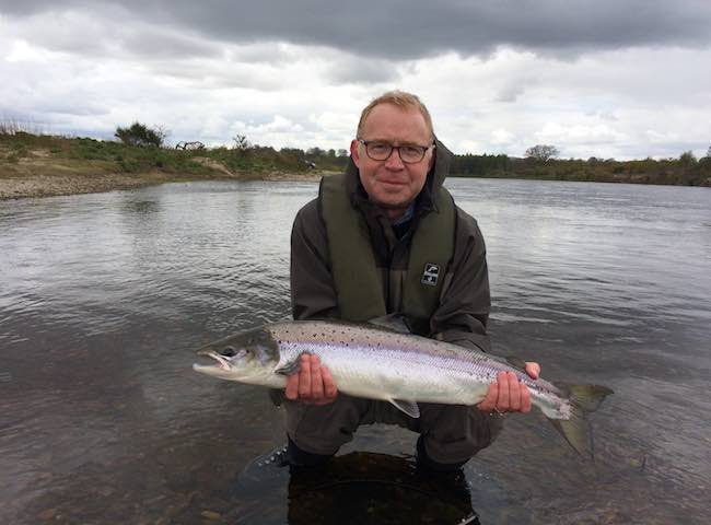 Salmon Fishing Guides In Scotland