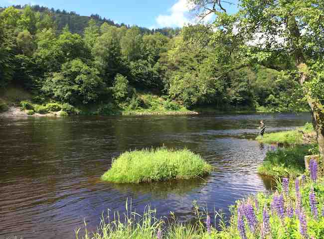 Beautiful River Tay Settings