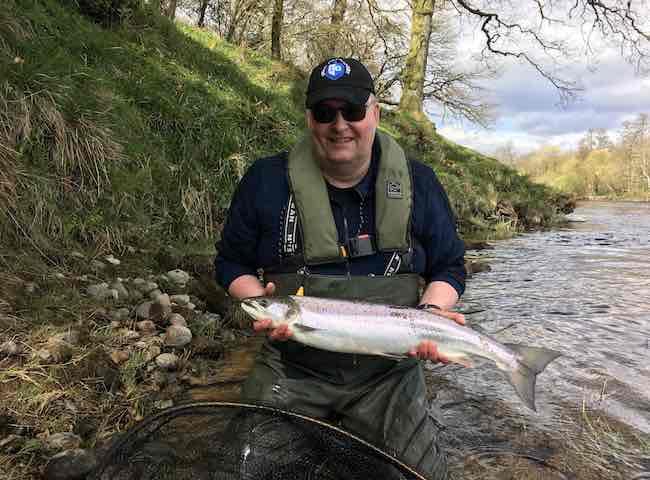River Tay Fishing Memories