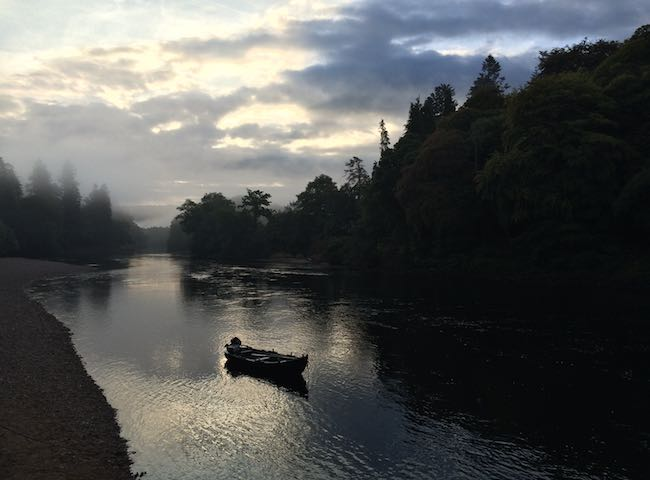 Scottish River Therapy