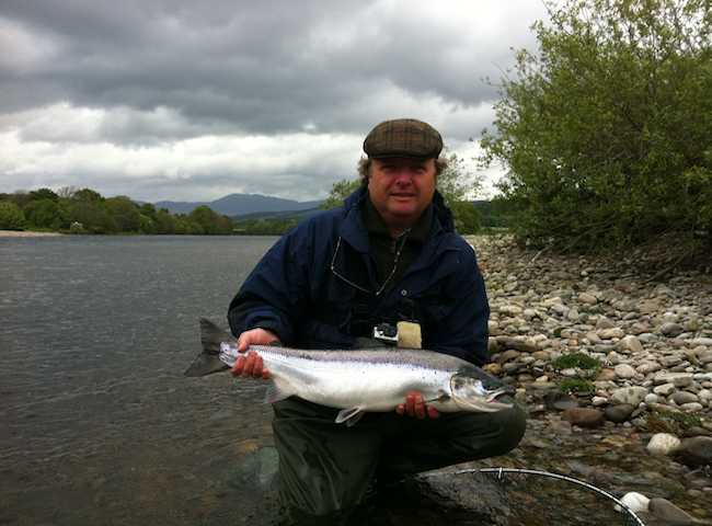 The Perfect Scottish Salmon