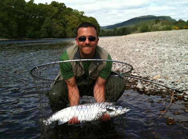 River Tay Fishing Events