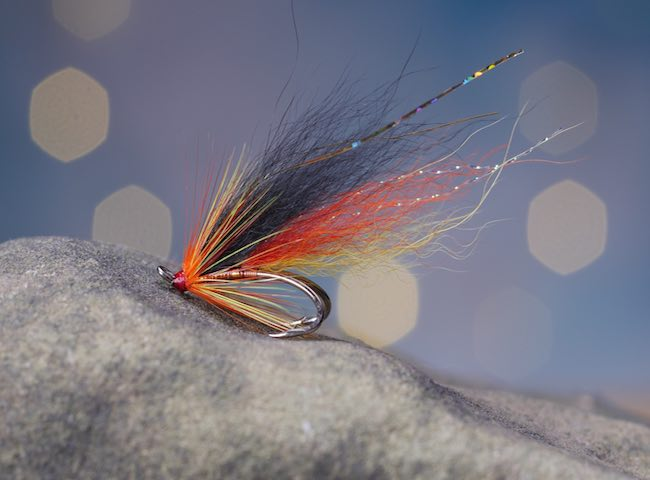 Perfect Salmon Flies