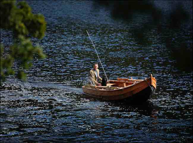 Salmon Fishing Event Expertise