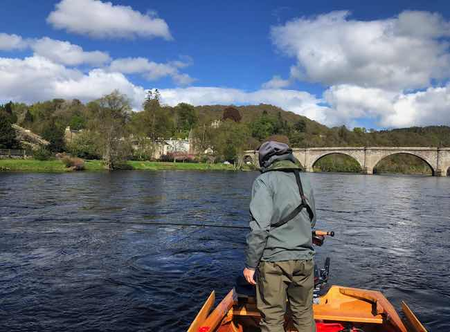 River Tay Fishing Brilliance