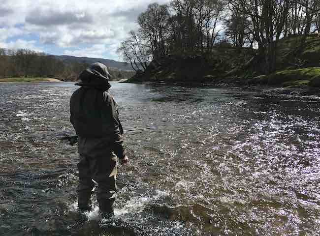 Salmon Fishing Instruction