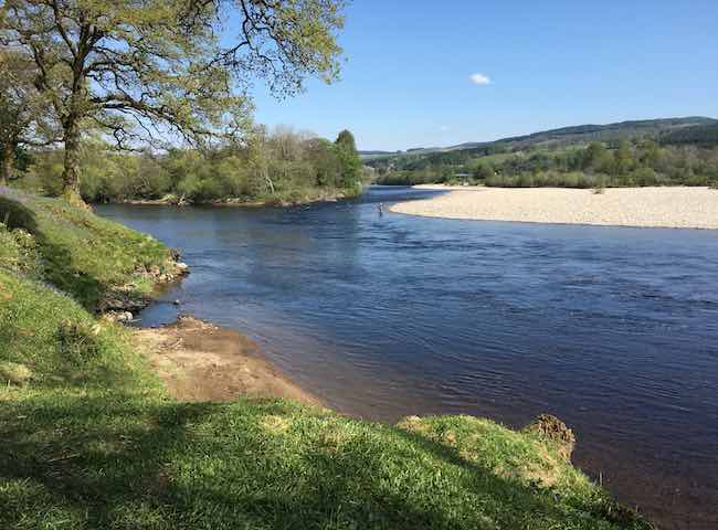 Perfect River Tay Fishing Venues