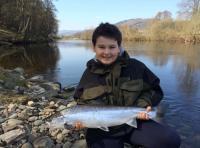 When Kids Catch Salmon