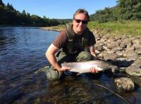 Catching Your First River Tay Salmon