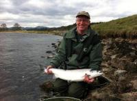 A Salmon Will Make You Smile