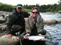 Fishing On The Scottish Salmon Rivers