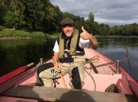 Book A Scottish Salmon Fishing Event