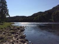 Fishing Paradise In Scotland