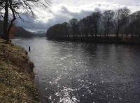 Perfect Scottish Fishing Scenery