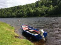 Fishing The Beautiful River Tay