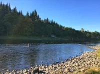 Fishing For Summer Salmon