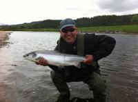 Your First Day Salmon Fishing