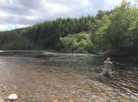 Salmon Fishing Instruction