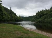 The River Tay Near Dunkeld